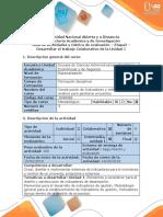Guia de Actividades y rúbrica de evaluación- Etapa 2- Desarrollar el Trabajo Colaborativo de la Unidad 1.docx