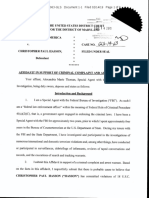 Hasson Affidavit