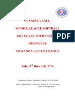 Senior League SB Packet