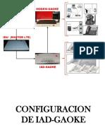 Manual de Configuración Wimax - Migración a LTE v.08092017