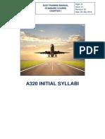 a320 Tr Syllabus
