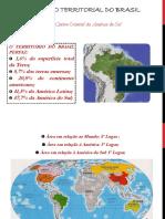 Posição Geográfica Do Brasil