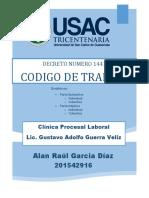 Codigo de Trabajo, Segmentado, Ar.