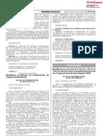 RESOLUCION MINISTERIAL N° 068-2019-EF/43