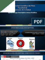 Clase 02a - Epidemiología Descriptiva vs Analítica