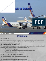 A320 Weight and balance .pdf