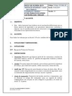 Sst-msg-03 Procedimiento General Seguridad Para Trabajos en Alturas