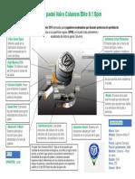 Pala de Padel Vairo Columns Elite 8.1 Spin (1)