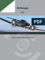 DA-62 fact sheet