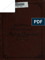 A practical Malay grammar