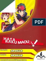 Hataraku Maou Vol 1 Cap 1-4