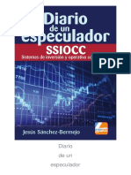 Jesus Sanchez - Diario de Un Especulador