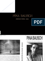 Pina Bausch. Historias de Teatro y Danza