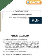 APRESENTAÇÃO DE FILOSOFIA DO DIREITO.ppt