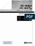 1326 IC22U IC24E-G User Manual