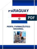 Perfil Farmaceutico Paraguay 2014