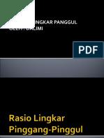 NGUKUR LINGKAR PANGGUL