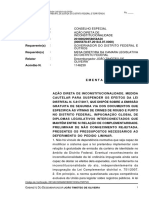 Decisão do TJDFT muda gratuidade em emissão de segunda via de documentos