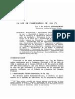 La Ley de Fideicomisos de 1959_ Roberto Goldschmidt