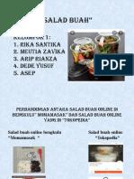 Kwu salad