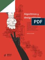 Natalia Zuazo Algoritmos y desigualdades