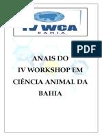 Anais Workshop 2018