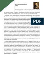 El papel del trabajo en la transformación del mono en hombre (selección)-  Engels