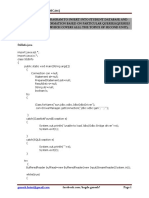 Advanced Java Academic Lab Manual