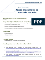 Jogos matemáticos