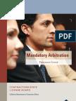 Mandatory Arbitration Guide