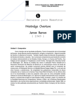 Westridge Overture ANALISIS
