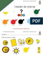 Programa de Reconocimiento de Colores