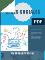 Presentación de redes sociales w Sources