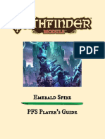 Emerald Spire Players Guide - Redacted