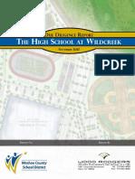 Wildcreek HS Due Diligence Report