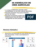 Sistema Hidráulico de Tratores Agrícolas