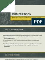 isomerizacion de hcs