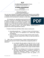 KJBS Doctrina 02 Seguridad Eterna