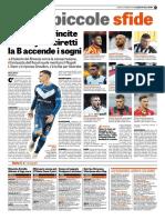 La Gazzetta Dello Sport 21-02-2019 - Serie B