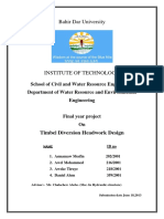 Final Year Project of Hydraulic Engineering.pdf