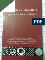 Didática e docência - aprendendo a profissão