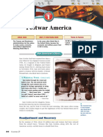 Chapter 27-Section 1 - Postwar America