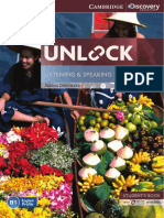 1unlock Level 3 Listening and Speaking Skills Student s Book