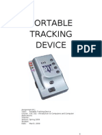 Portable Tracking Device