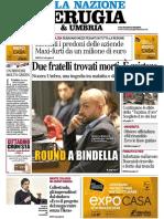 La rassegna stampa dell'Umbria e nazionale del 21 febbraio 2019
