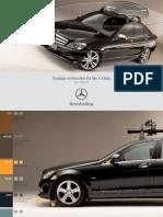 Mercedes C-Class W204 Accessories