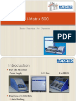 I-Matrix Basic for Operator.pptx