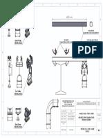 40x40x2,5mm Square Track Festoon System Dty-1