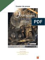 Programme Les Oniriques Meyzieu