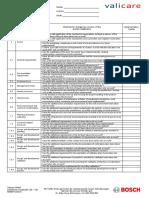 Checkliste en Iso 13485-2016 e